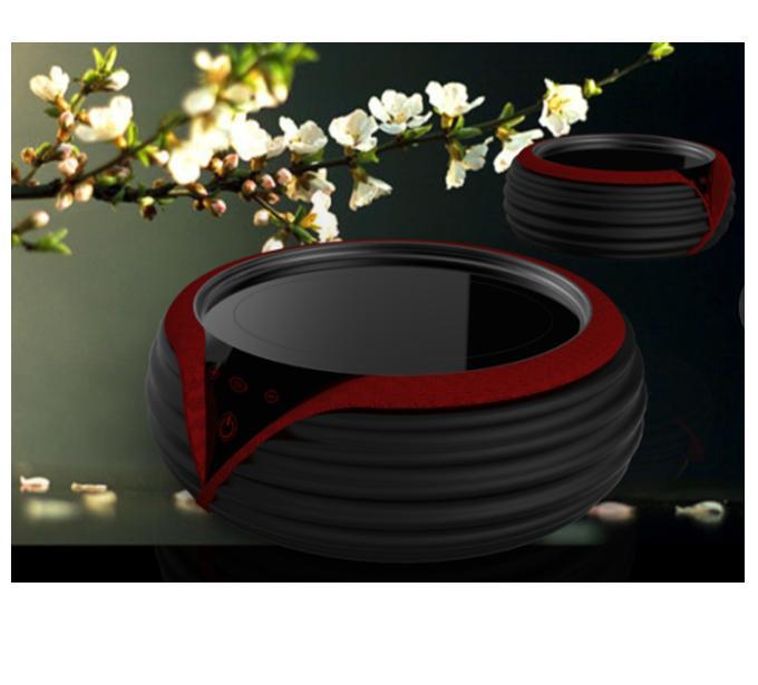 电茶炉工业设计 创意小家电 原创外观 产品设计公司图片